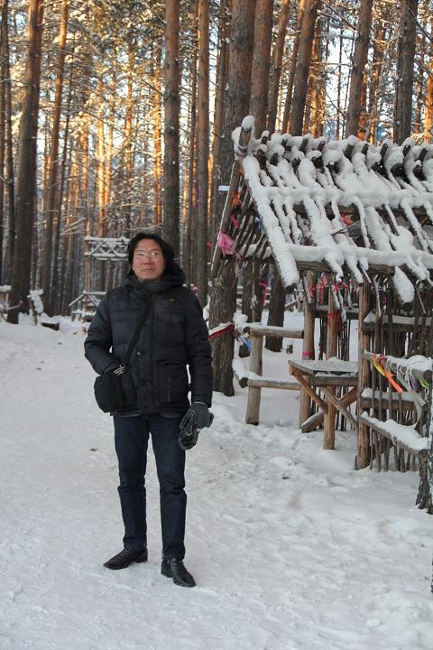 Ngọc Khang có 7 năm không rời xa nước Nga
