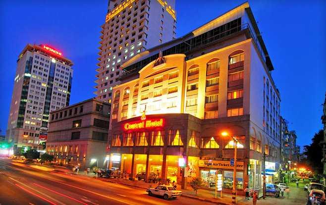 Giá thuê văn phòng tại Yangon tăng mạnh