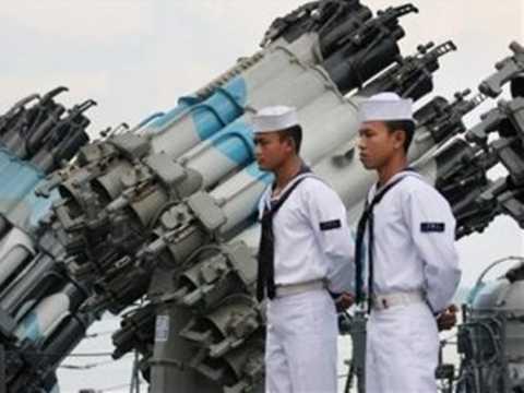 Hải quân Indonesia