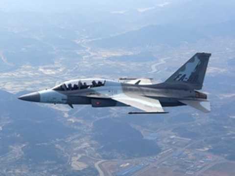 Máy bay chiến đấu đa năng hạng nhẹ FA-50