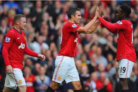 Nếu Rooney ở lại, hàng công MU vẫn cực kì đáng gờm