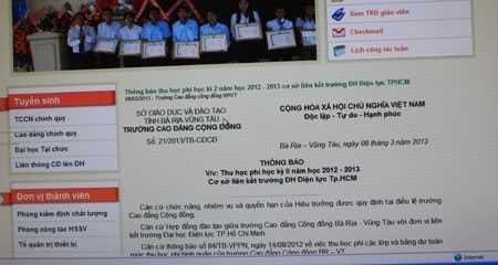 Trường ĐH đồng nai liên kết với trường trung cấp Bách Khoa ( Bình Dương) chưa có phép