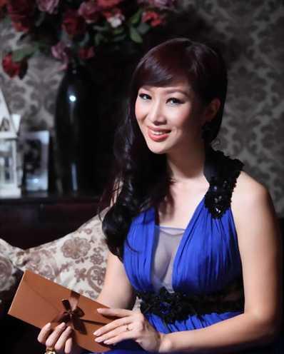 Hoa khôi thể thao Thu Hương