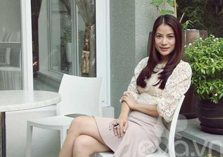 Hoa hậu Trương Ngọc Ánh