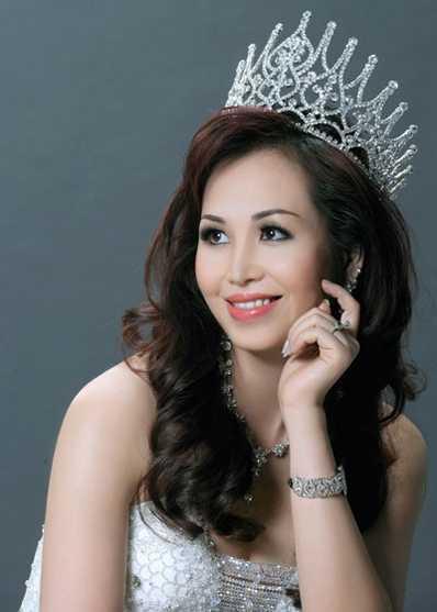 Hoa hậu Diệu Hoa – Hoa hậu Việt Nam 1990