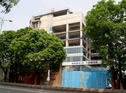 Từ một dự án đình đám hàng đầu, Habico Tower đột ngột mất hút trên thị trường bất động sản.