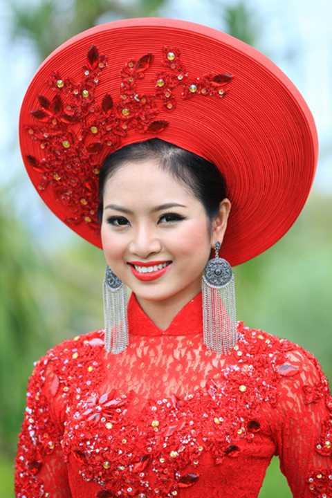 Hoa hậu Ngọc Anh