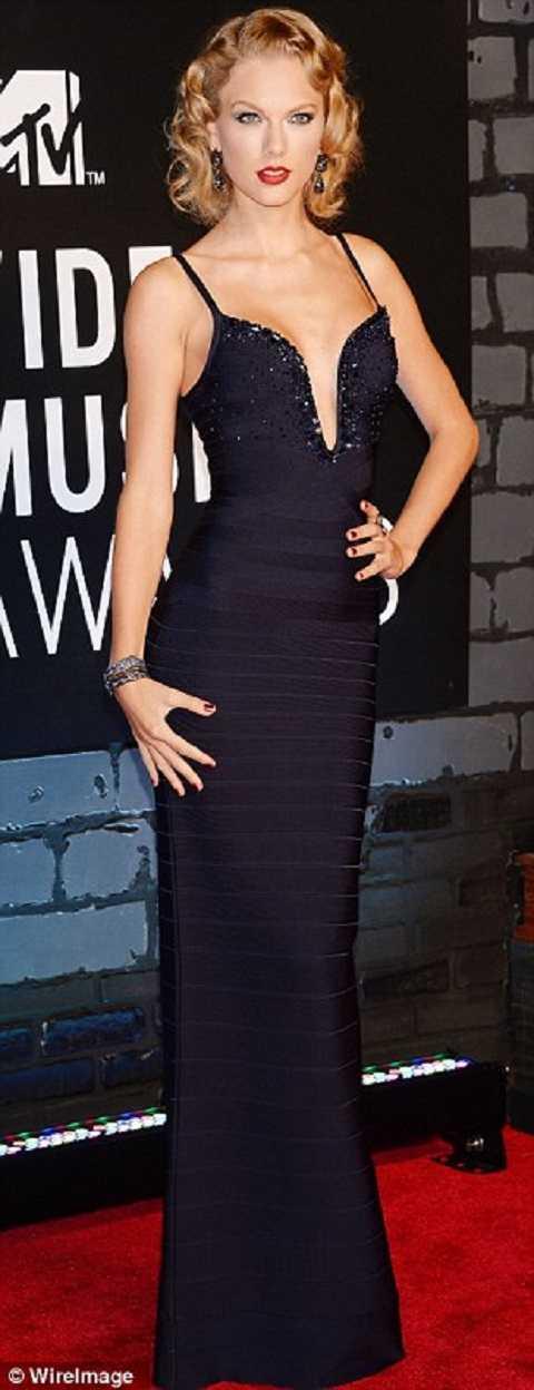 'Công chúa nhạc đồng quê' Taylor Swift.