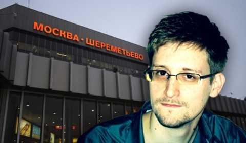 Cựu điệp viên Snowden đang 'mắc kẹt' tại sân bay Nga