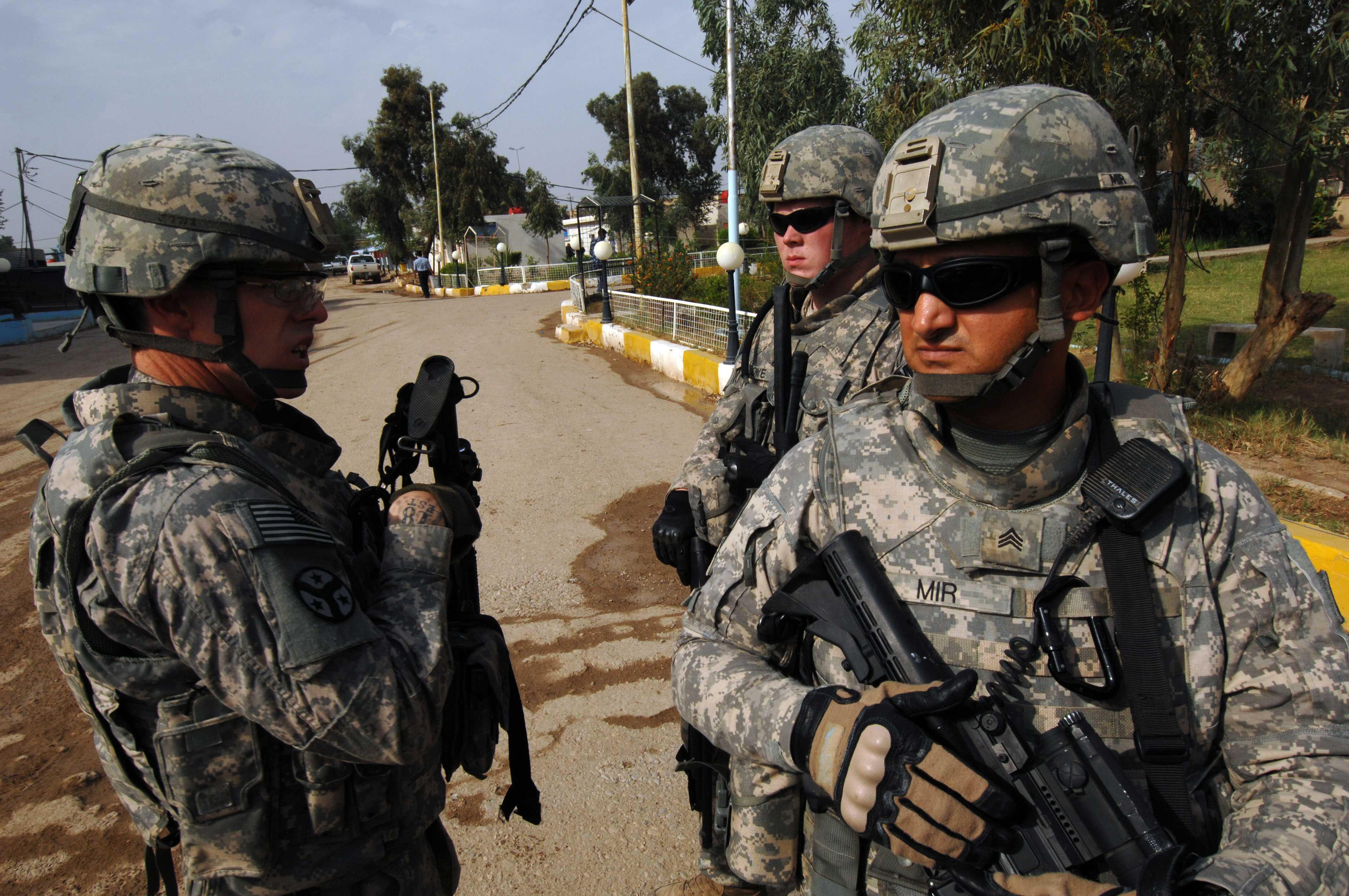 Chất lượng binh sĩ của quân đội Mỹ ngày càng được nâng cao