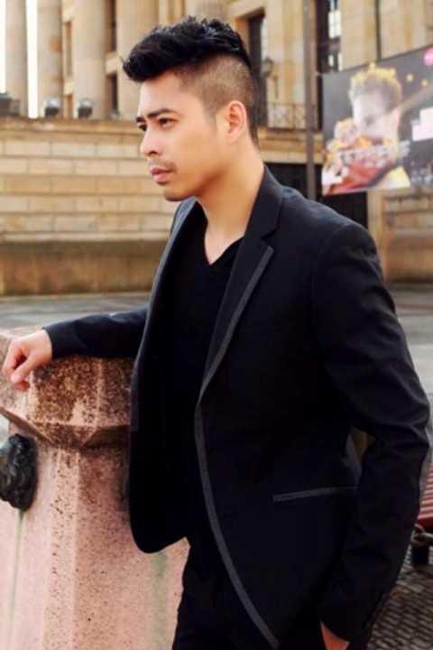 Ca sỹ Kevin Tuấn Hùng