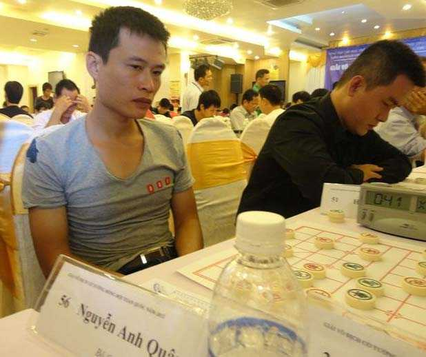 Kì thủ Nguyễn Anh Quân