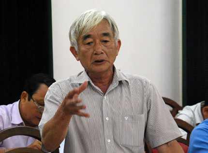 Ông Huỳnh Vạn Thắng sẽ kiến nghị Chính phủ yêu cầu thủy điện trả toàn bộ lưu lượng nước tự nhiên về hạ du sông Vu Gia