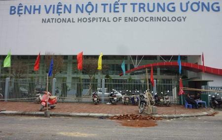 Bệnh viện Nội tiết TW được nhắc đến với câu chuyện có một không hai này.