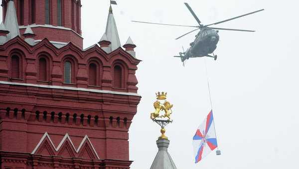 Không quân Nga sẽ đảm bảo thời tiết đẹp trong ngày Chiến thắng 9/5
