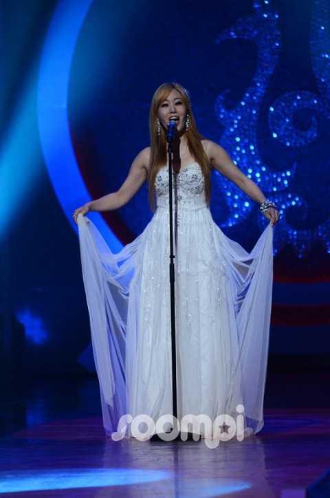 Nữ ca sỹ Opera Hàn Quốc - Isabel biểu diễn lại ca khúc Eden trong bộ phim Gu Family Book.