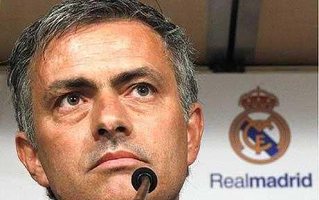 Lần cuối, Mourinho nói lời yêu thương Real.