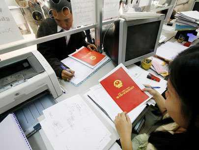 Bộ Tài nguyên và Môi trường đánh giá kết quả cấp sổ đỏ của Hà Nội vẫn chưa đáp ứng mục tiêu đề ra, nhất là tại các dự án phát triển nhà ở.