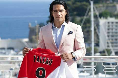 Chuyển đến Monaco chưa lâu, Falcao đã gặp rắc rối