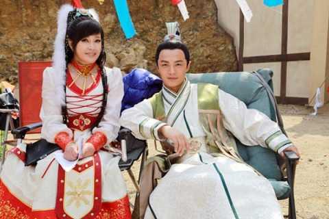 Lưu Hiểu Khánh và Đặng Quốc Lâm chênh nhau 21 tuổi.
