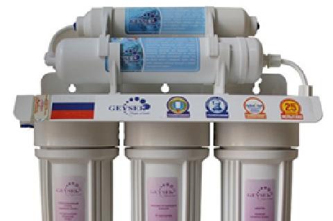 Máy lọc nước nano Geyser giá 3.250.000đ tặng quà trị giá 1.000.000đ tại Trí Hưng.