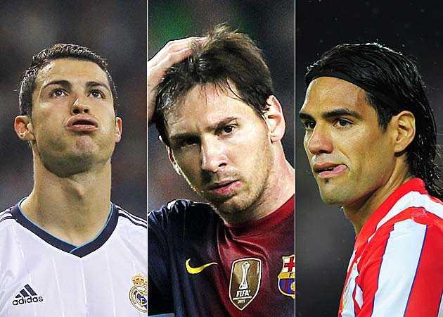 Ở Monaco, Falcao sẽ hưởng lương cao hơn Messi và Ronaldo.