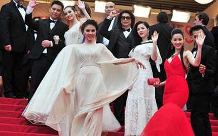 Sao Việt đến Cannes