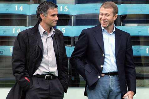 Mourinho và Abramovich sẽ lại kết hợp