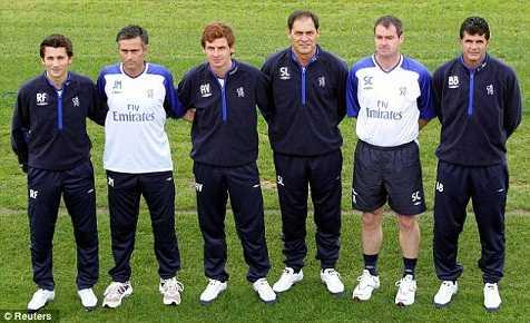 3 trợ lý cũ của Mourinho giờ đang huấn luyện các đội bóng tại Premier League.