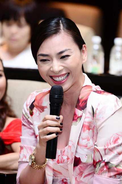 Ngô Thanh Vân (ảnh: Huy Tân)
