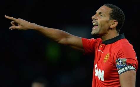 Sau Sir Alex, MU đã có Ferdinand cho những cuộc đấu khẩu
