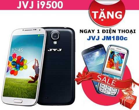 JVJ i9500 tặng JM180c
