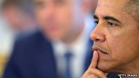 Dường như Tổng thống Obama đang hạ quyết tâm tấn công Damascus
