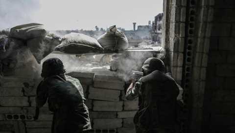 Phe nổi dậy Syria nói họ thất vọng vì Mỹ trì hoãn tấn công