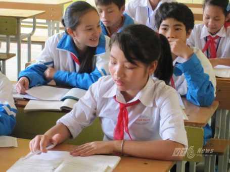 Học sinh mắc bệnh lạ đã trở lại lớp