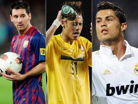 Neymar rất khéo léo khi nói về mối quan hệ với Messi và Ronaldo.