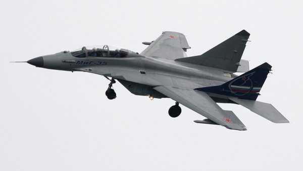 Chiến cơ MiG-35 của Quân đội Nga