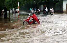 Các tỉnh miền núi phía Bắc và khu Đông Bắc Việt Nam từ ngày mai hứng mưa giông, vùng núi đề phòng lũ quét và sạt lở đất. (Ảnh minh họa - internet)