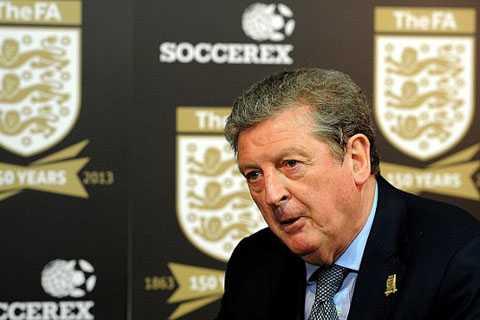 Roy Hodgson có lý do để mà lo lắng