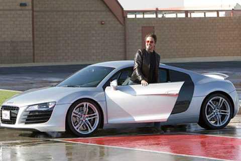 Audi và màn PR khéo léo bằng phim Iron Man3.