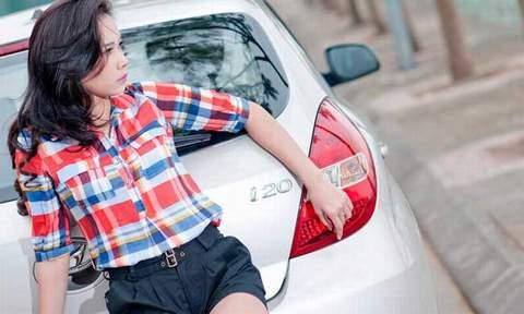 xe ô tô cho nữ giới