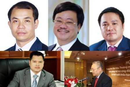 Các ông chủ ngân hàng Việt từ Đông Âu trở về
