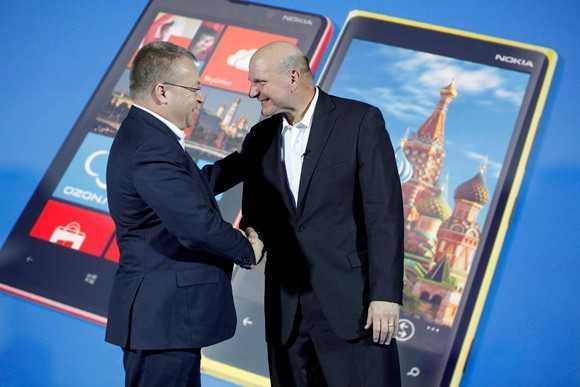 Bán lại mảng di động cho Microsoft nhưng Nokia vẫn sở hữu hơn 30.000 bằng sáng chế