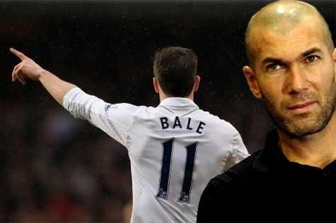 Zidane hoài nghi về mức giá của Bale