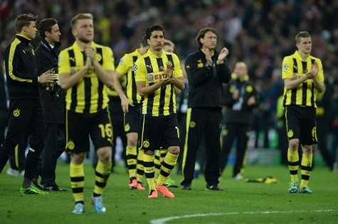 Dortmund có nguy cơ trở thành nạn nhân của bảng tử thần