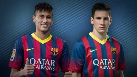 Simeone không sợ cả Messi và Neymar