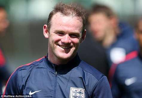 Rooney tự tin Tam Sư sẽ giành vé tham dự World Cup 2014