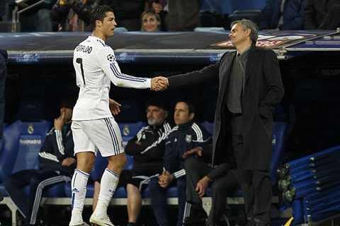 Mourinho muốn có sự phục vụ của Ronaldo nếu tới Chelsea