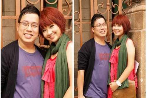 Còn hiện tại Kiều Anh đang làm trợ lý cho MC Leo Thanh Tùng.