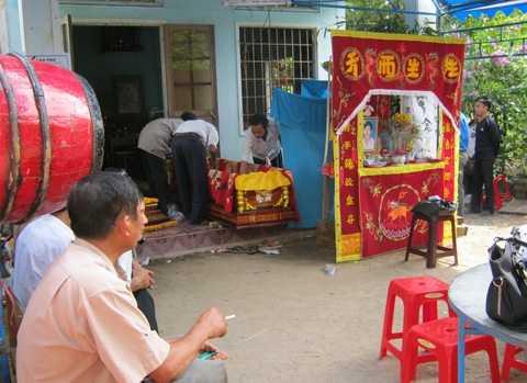 Nỗi đau của một gia đình có con học trường THPT Lê Lợi (huyện Đồng Xuân) chết đuối ở sông Kỳ Lộ